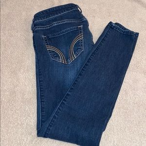 Holllister ripped jeans stretch sz 5s